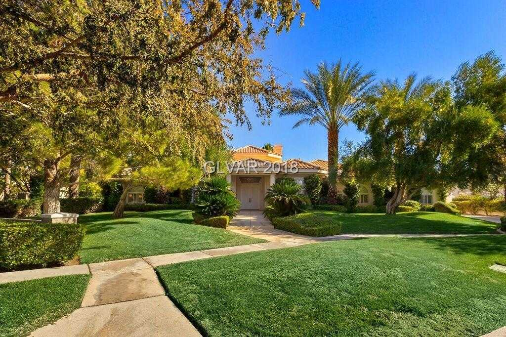 $1,250,000 - 3Br/4Ba -  for Sale in Fountains Unit #4, Henderson