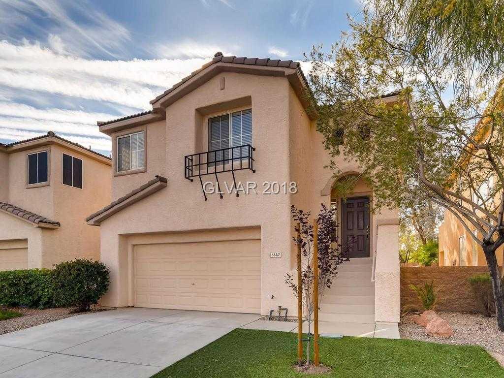 $285,000 - 2Br/3Ba -  for Sale in Via Dana Unit #4 At Southern H, Las Vegas