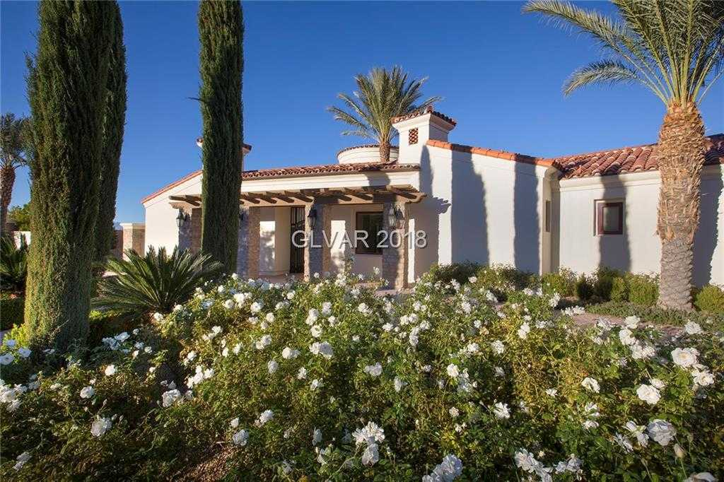 $3,995,000 - 5Br/9Ba -  for Sale in Estates At Southern Highlands-, Las Vegas