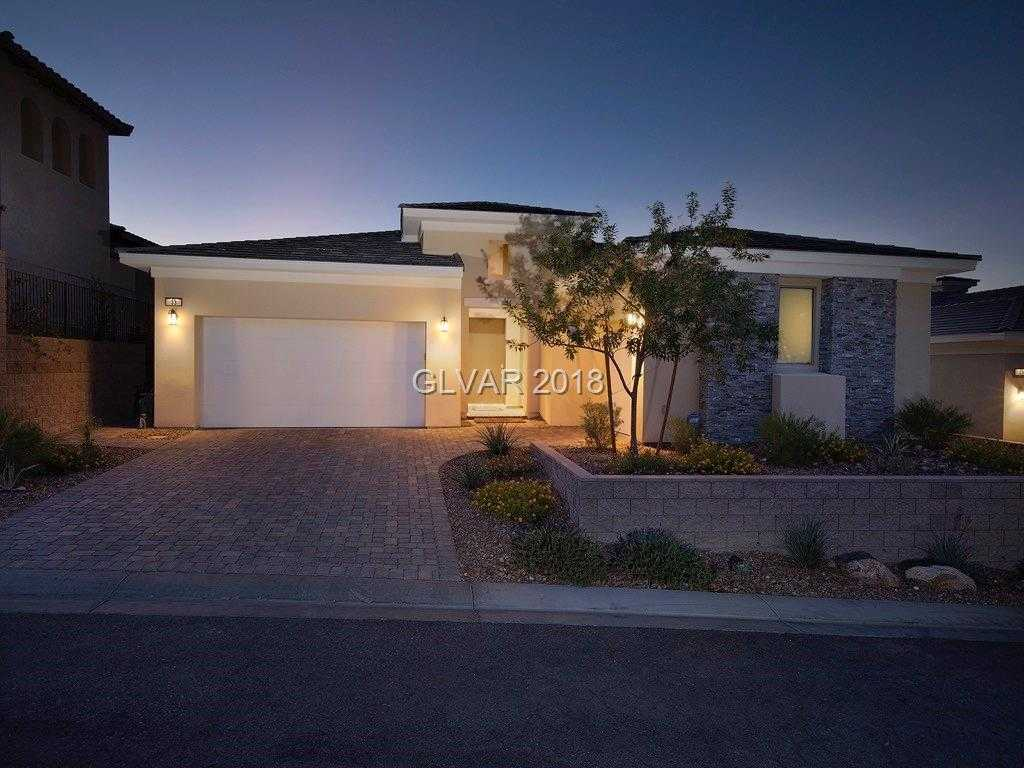 $1,220,000 - 3Br/3Ba -  for Sale in Lake Las Vegas Lot G-1 Amd, Henderson