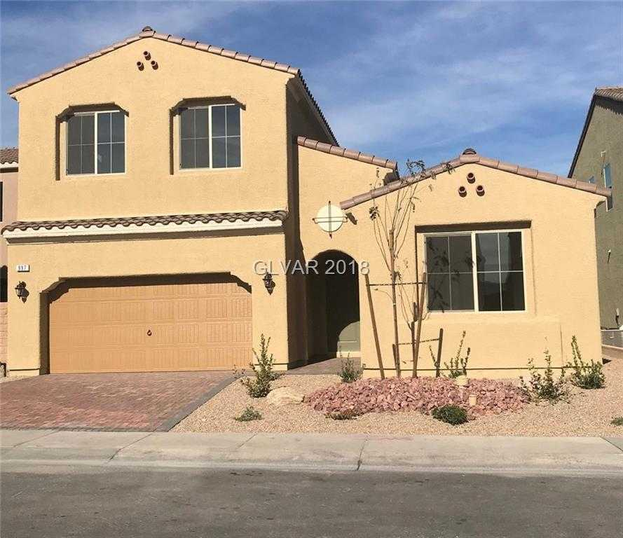 $493,300 - 3Br/4Ba -  for Sale in Rhodes Ranch South Phase 5, Las Vegas