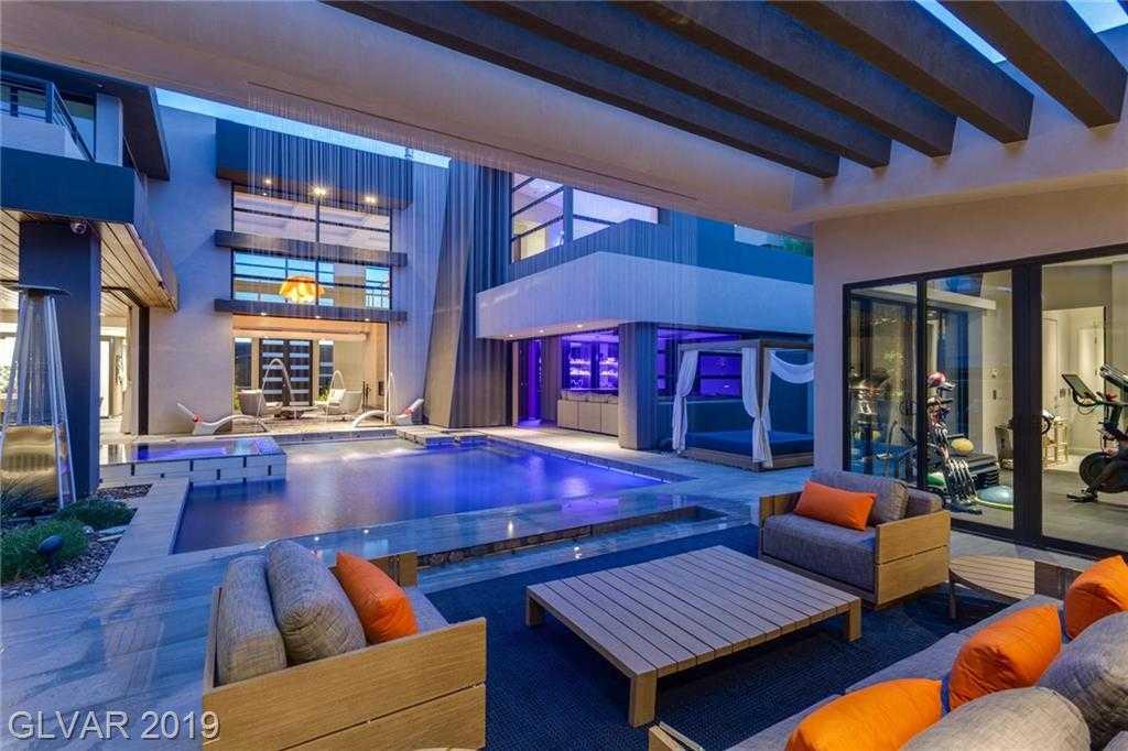$3,850,000 - 5Br/9Ba -  for Sale in Summerlin Village 18 Ridges Pa, Las Vegas