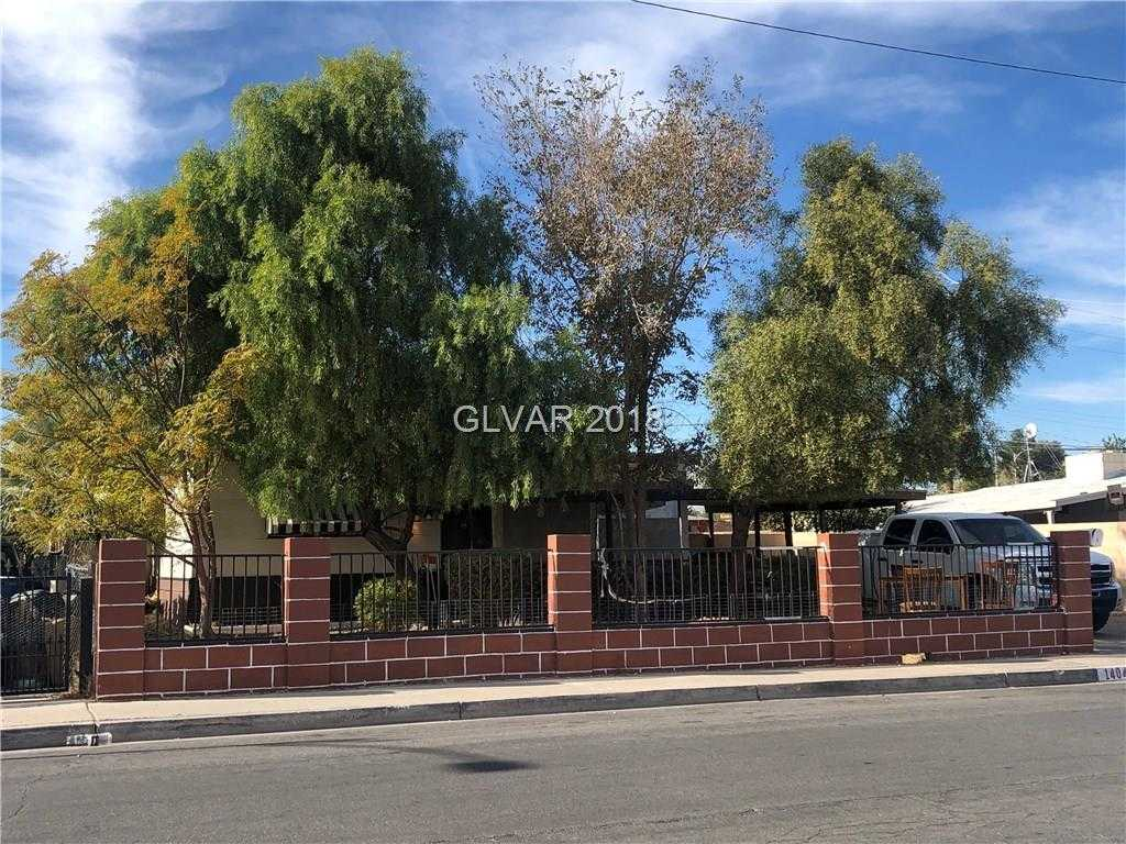 $194,900 - 2Br/1Ba -  for Sale in Eastwood Tract #1 Amd, Las Vegas