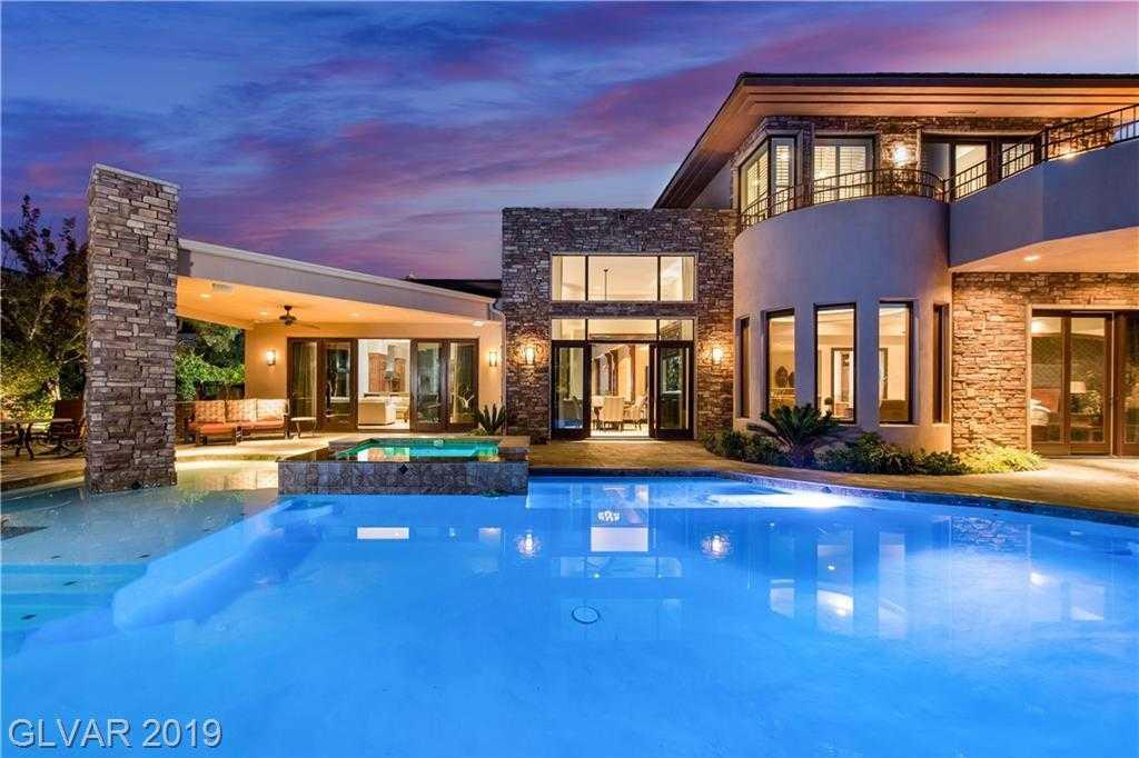 $4,999,000 - 5Br/6Ba -  for Sale in Summerlin Village 18 Phase 1 U, Las Vegas