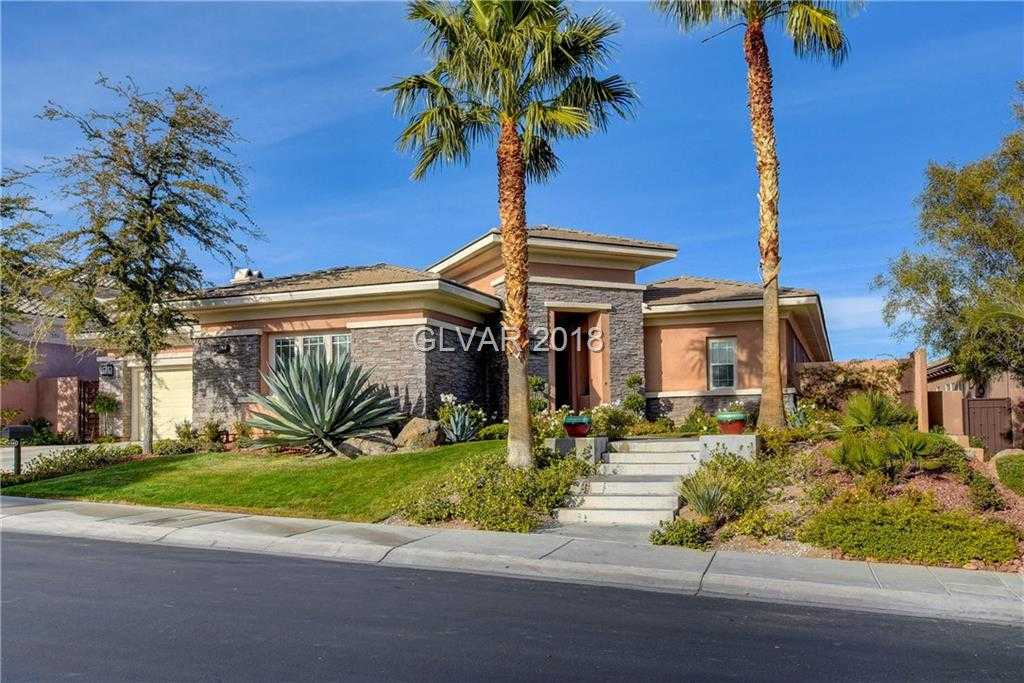 $1,199,000 - 4Br/5Ba -  for Sale in Red Rock Cntry Club At Summerl, Las Vegas
