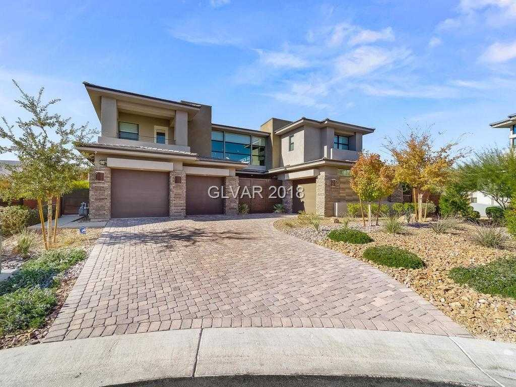 $2,200,000 - 4Br/6Ba -  for Sale in Summerlin Village 18 Ridges Pa, Las Vegas