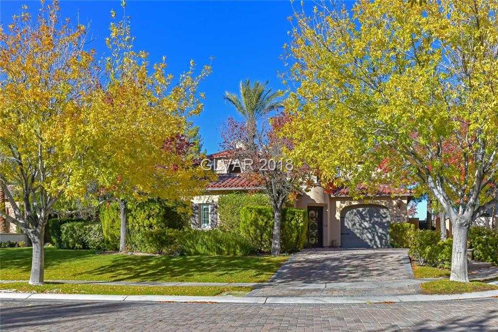 $1,150,000 - 3Br/4Ba -  for Sale in Beleza At Southern Highlands U, Las Vegas