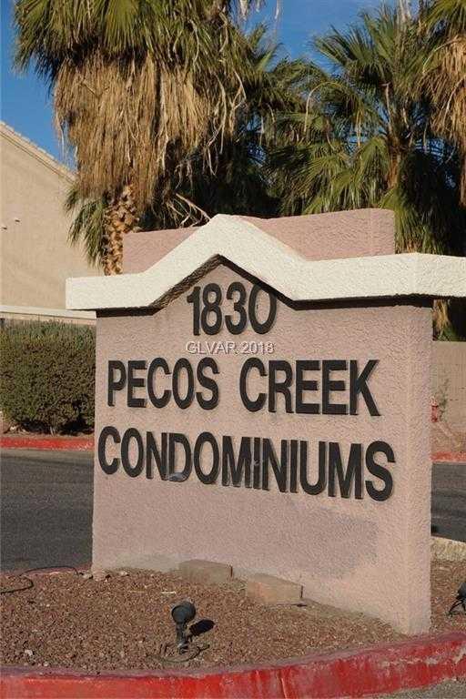 $80,000 - 2Br/2Ba -  for Sale in Pecos Creek Condo, North Las Vegas