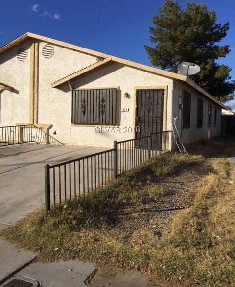 $164,900 - 3Br/2Ba -  for Sale in Boulder Hgts Add, Las Vegas