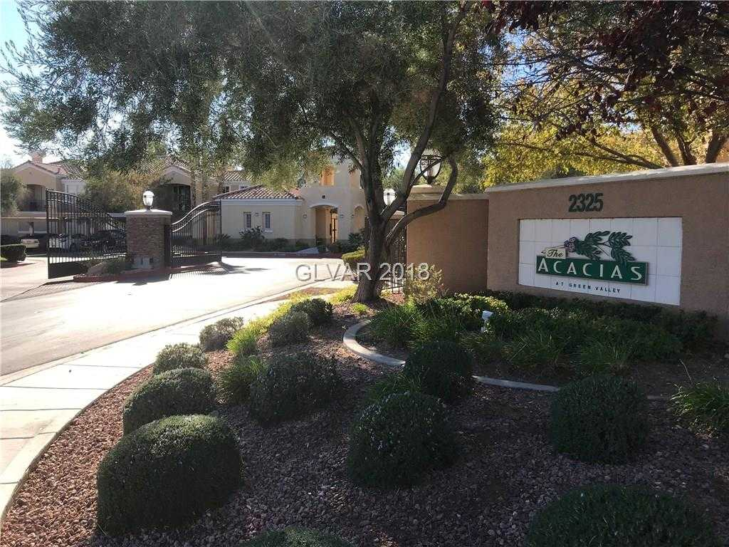 $180,000 - 2Br/2Ba -  for Sale in Altair At Green Valley, Henderson