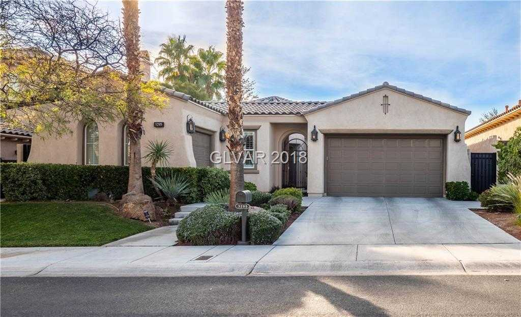 $850,000 - 3Br/4Ba -  for Sale in Red Rock Cntry Club At Summerl, Las Vegas