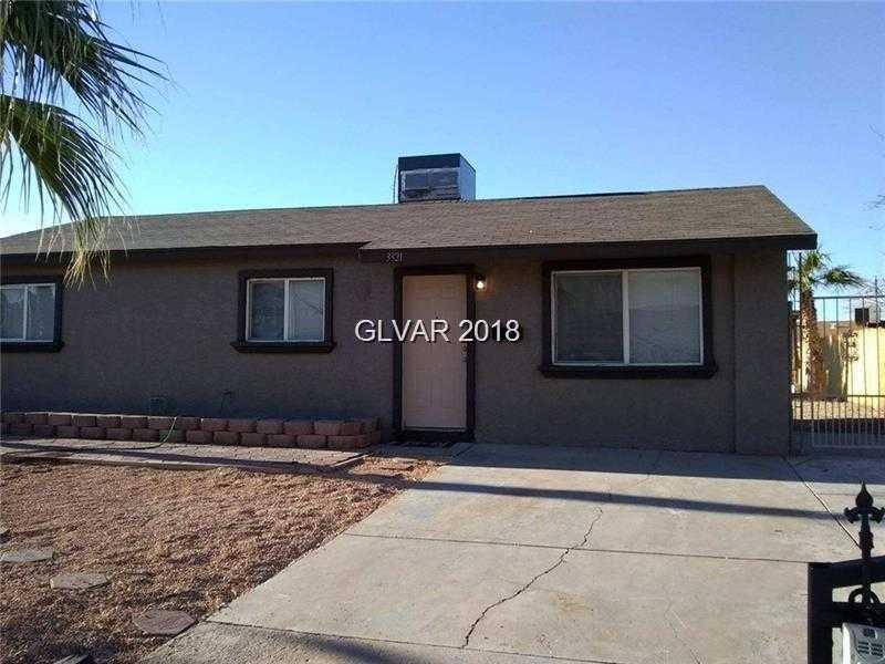 $164,900 - 3Br/1Ba -  for Sale in Wishing Well Meadows Unit #4, North Las Vegas