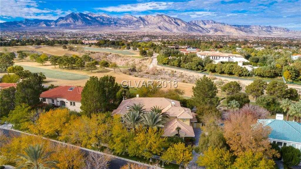 $1,925,000 - 4Br/5Ba -  for Sale in Tournament Hills, Las Vegas