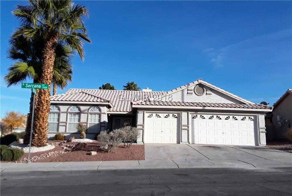 $429,900 - 3Br/2Ba -  for Sale in Villa Finestra, Las Vegas