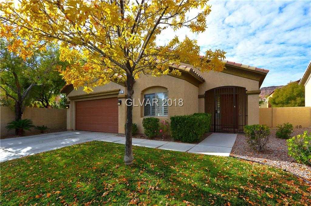 $400,000 - 3Br/2Ba -  for Sale in Rhodes Ranch Phase 7-unit 1, Las Vegas