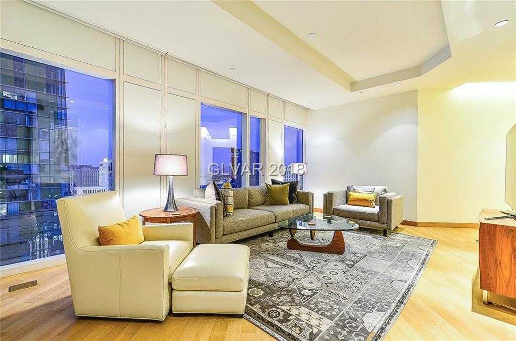 $2,450,000 - 2Br/3Ba -  for Sale in Resort Condo At Luxury Buildin, Las Vegas
