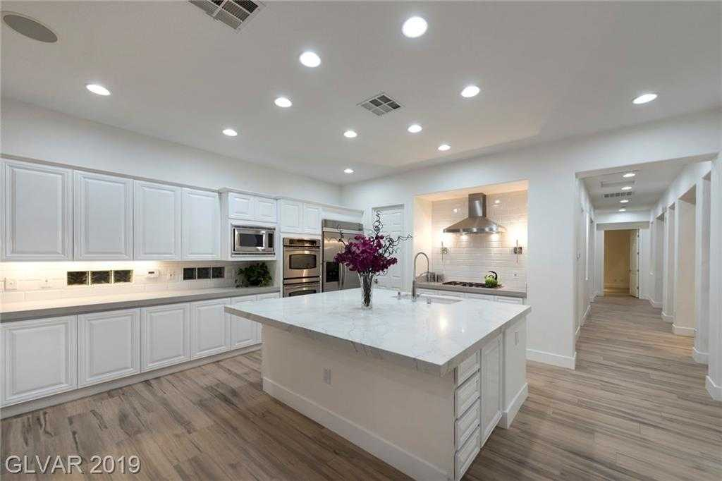 $1,150,000 - 3Br/4Ba -  for Sale in Red Rock Cntry Club At Summerl, Las Vegas