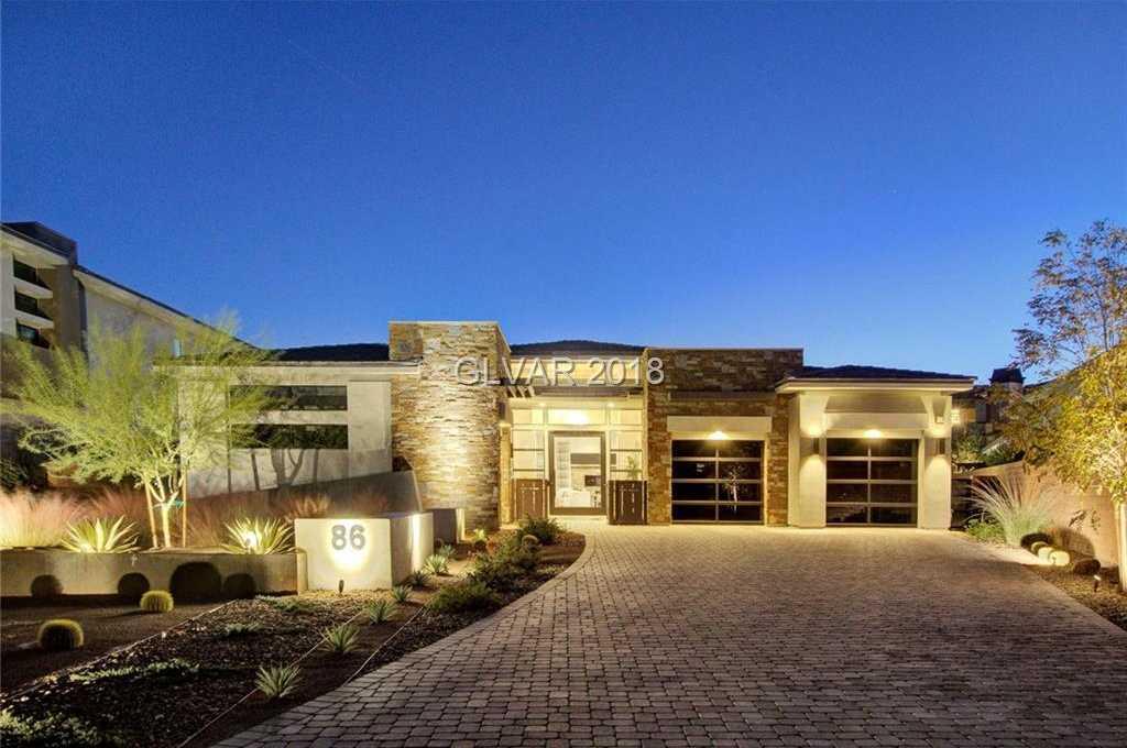 $2,350,000 - 3Br/4Ba -  for Sale in Summerlin Village 18 Ridges Pa, Las Vegas