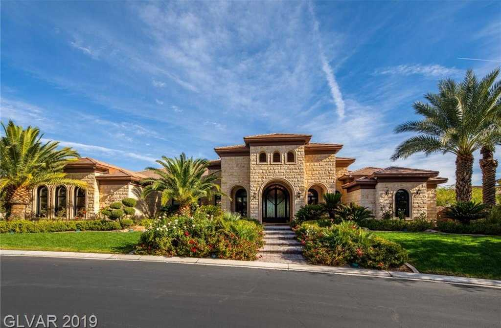 $2,500,000 - 4Br/5Ba -  for Sale in Estates At Southern Highlands-, Las Vegas