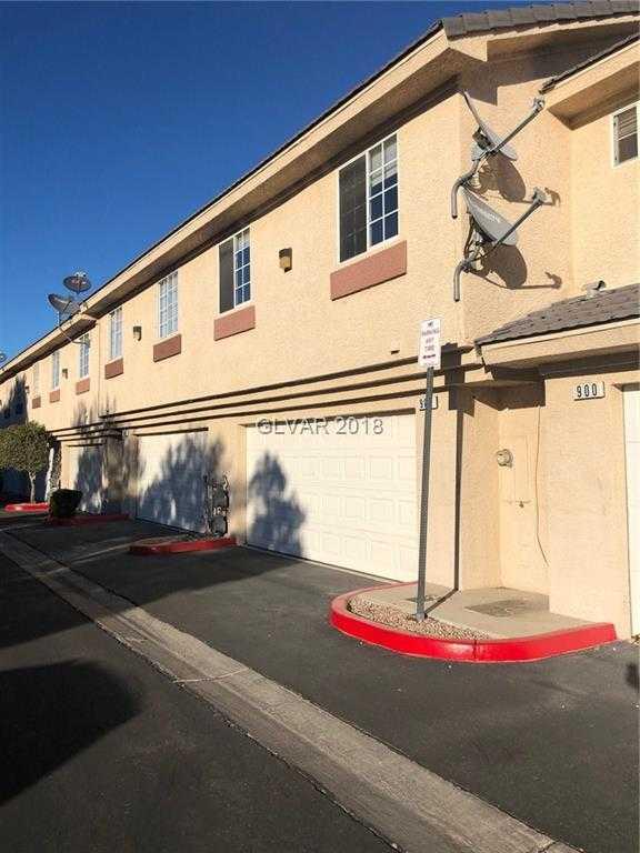 $218,000 - 3Br/3Ba -  for Sale in Durango Trails Townhomes, Las Vegas