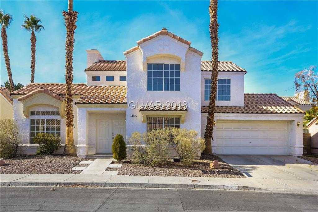 $300,000 - 3Br/3Ba -  for Sale in Crosspointe-unit 1, Las Vegas