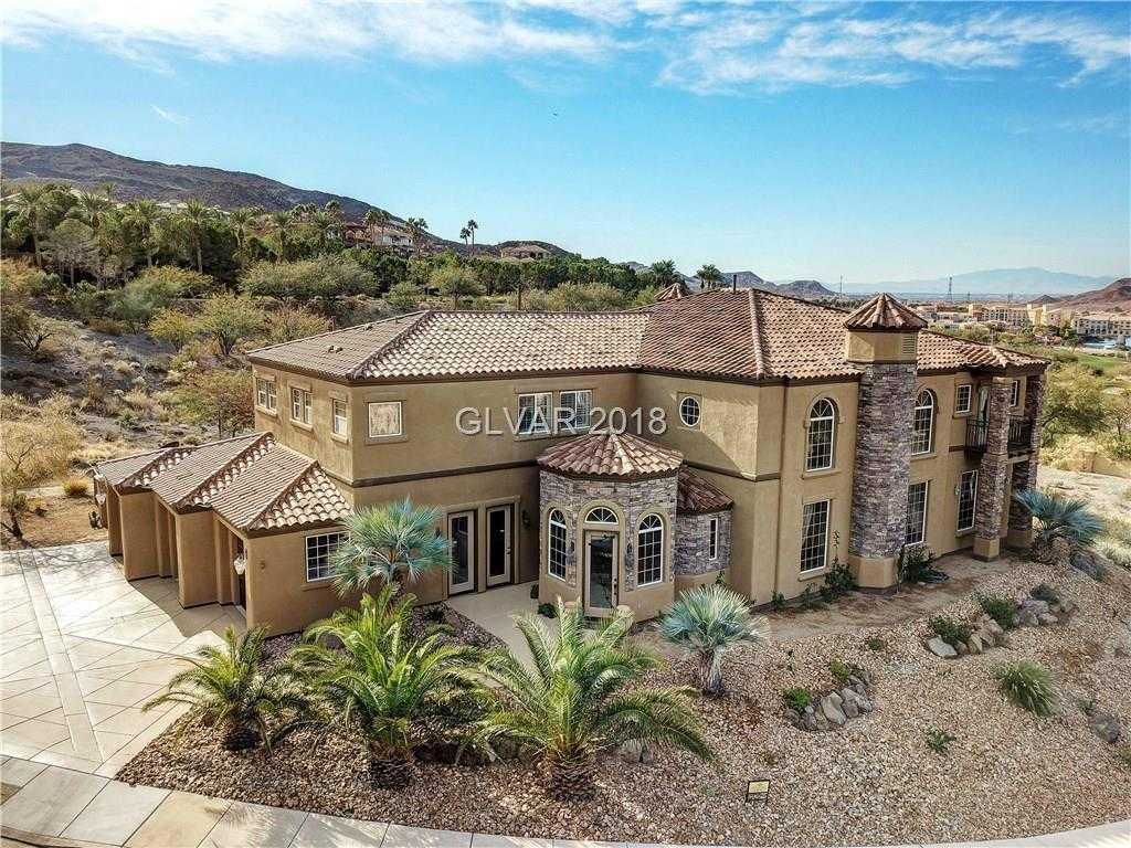 $1,799,900 - 5Br/7Ba -  for Sale in Monaco Amd, Henderson