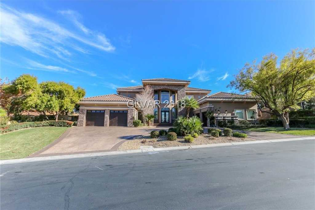 $2,249,999 - 5Br/7Ba -  for Sale in Anthem Cntry Club, Henderson