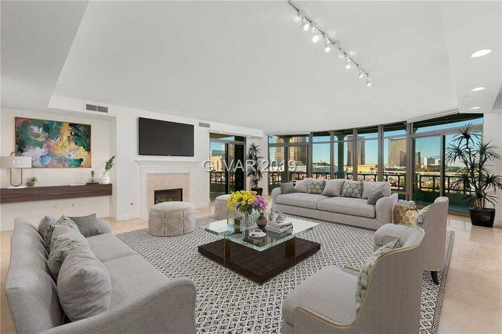 $1,699,000 - 3Br/4Ba -  for Sale in Park Towers At Hughes Center A, Las Vegas