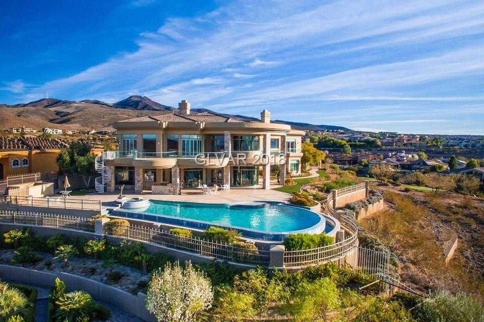 $7,999,999 - 7Br/9Ba -  for Sale in Anthem Cntry Club Parcel 41 Am, Henderson