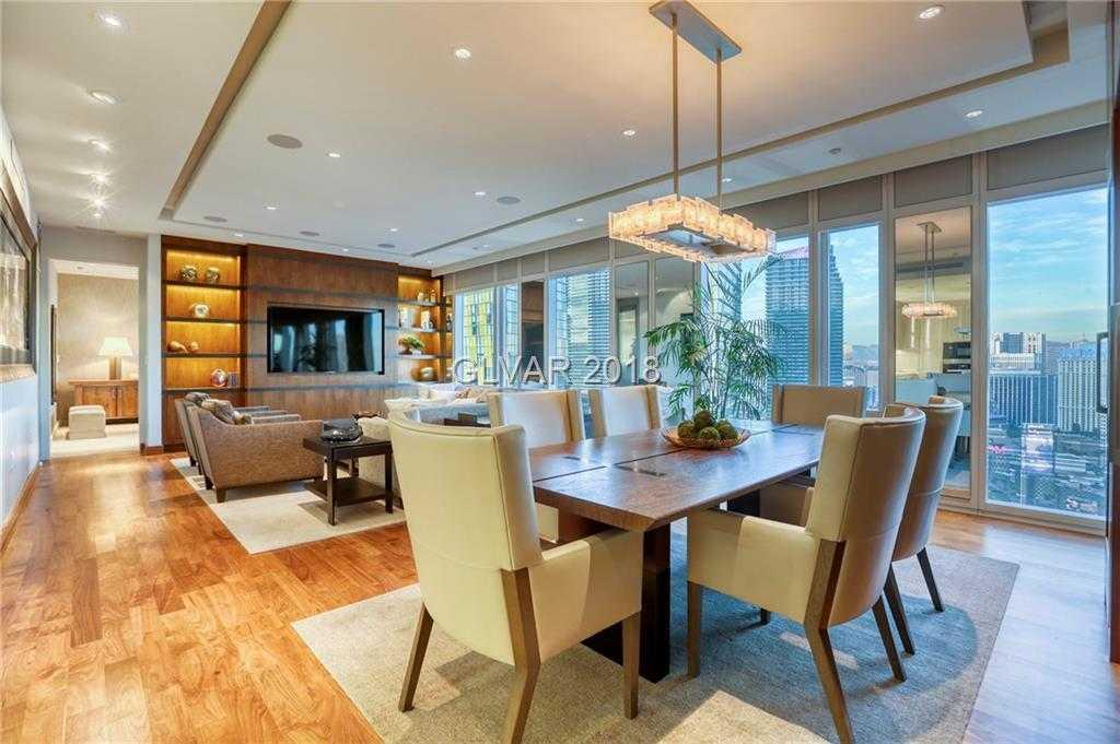 $3,990,000 - 2Br/3Ba -  for Sale in Resort Condo At Luxury Buildin, Las Vegas