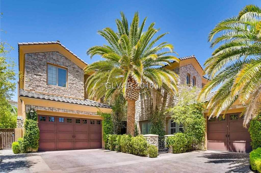 $1,599,000 - 6Br/7Ba -  for Sale in Tuscan Cliffs At Southern High, Las Vegas