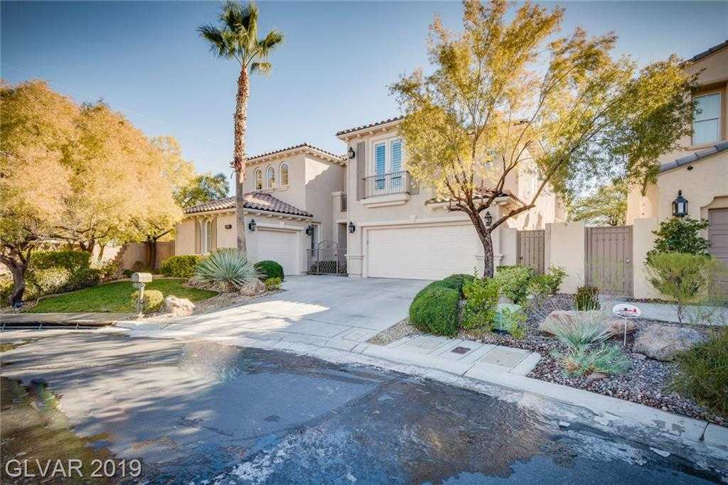 $840,000 - 4Br/5Ba -  for Sale in Red Rock Cntry Club At Summerl, Las Vegas