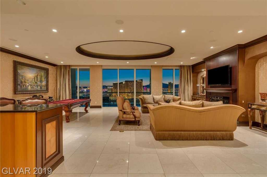 $3,750,000 - 5Br/6Ba -  for Sale in Turnberry Place Phase 2, Las Vegas