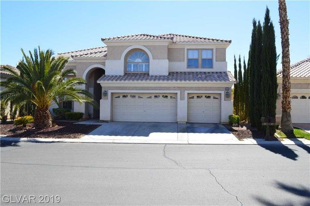 $600,000 - 5Br/4Ba -  for Sale in Rhodes Ranch, Las Vegas