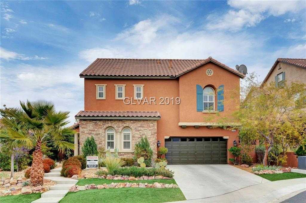 $569,000 - 4Br/4Ba -  for Sale in Green Valley 45, Henderson