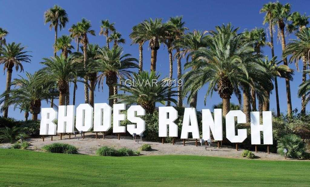 $475,000 - 3Br/2Ba -  for Sale in Rhodes Ranch, Las Vegas
