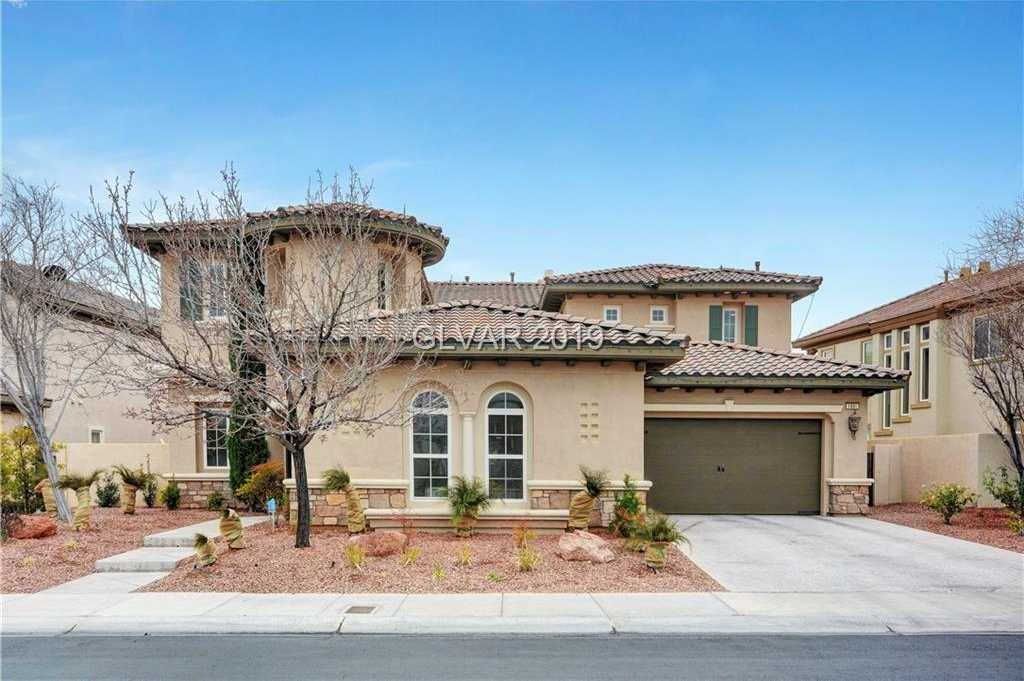 $1,525,000 - 5Br/6Ba -  for Sale in Red Rock Cntry Club At Summerl, Las Vegas