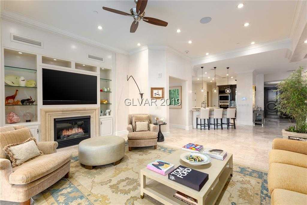 $2,750,000 - 3Br/4Ba -  for Sale in One Queensridge Place Phase 1, Las Vegas