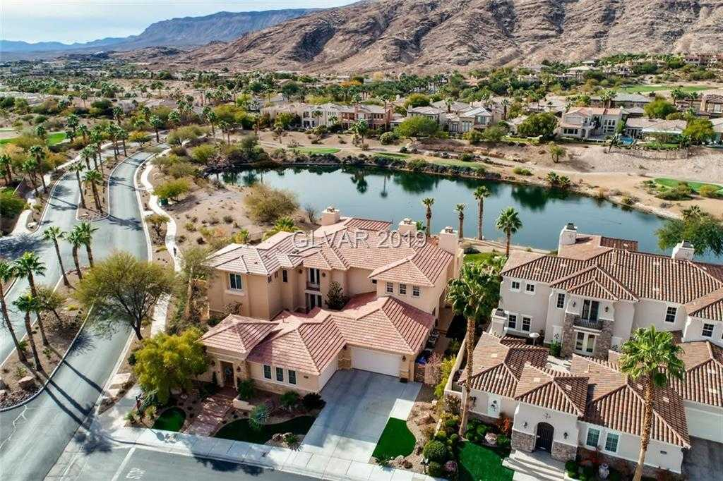 $2,275,000 - 5Br/5Ba -  for Sale in Red Rock Cntry Club At Summerl, Las Vegas