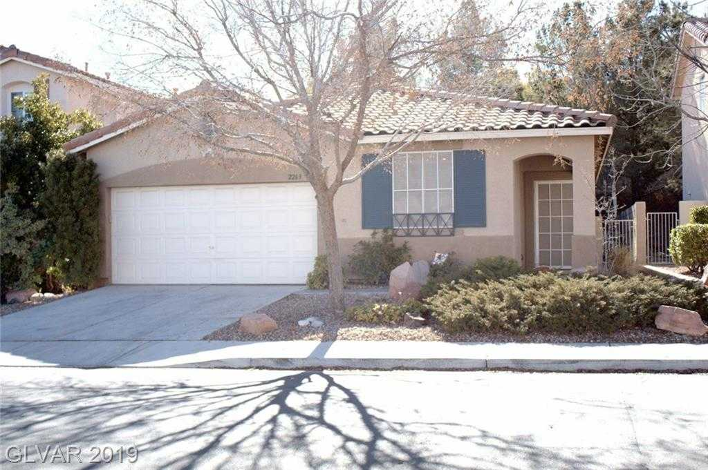 $349,800 - 3Br/3Ba -  for Sale in Green Valley Ranch, Henderson