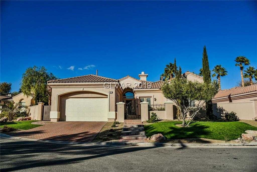 $599,999 - 3Br/4Ba -  for Sale in Lake Las Vegas Parcel 32, Henderson