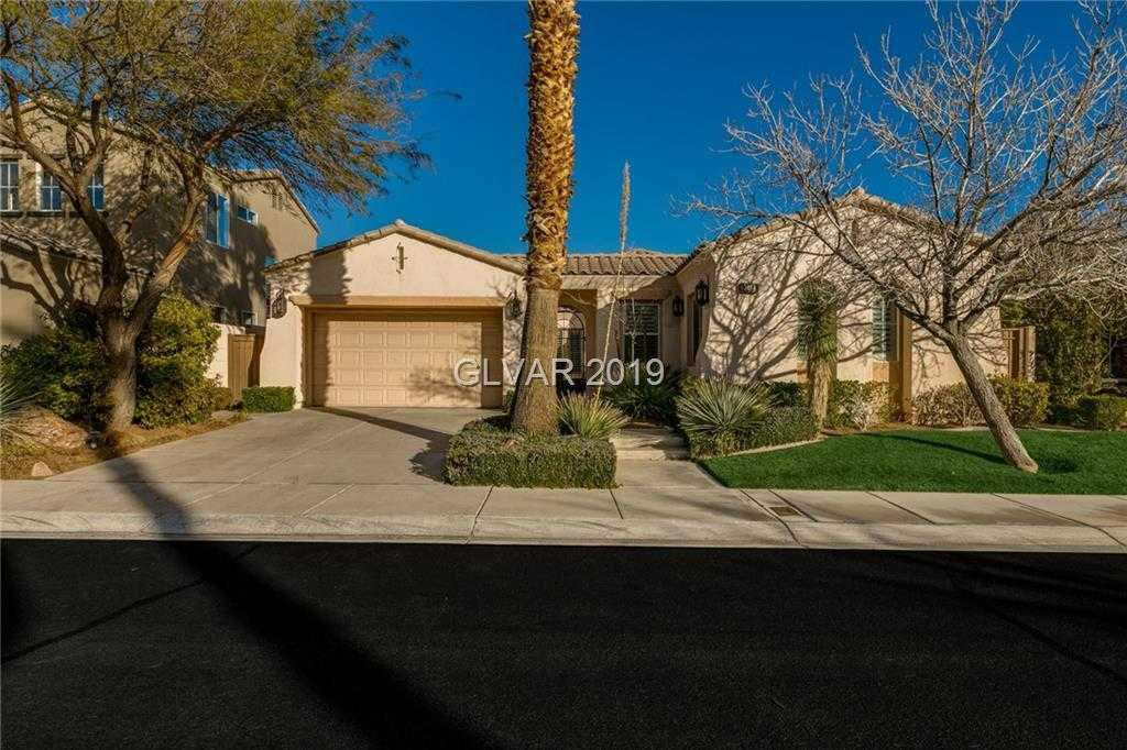 $775,000 - 3Br/4Ba -  for Sale in Red Rock Cntry Club At Summerl, Las Vegas