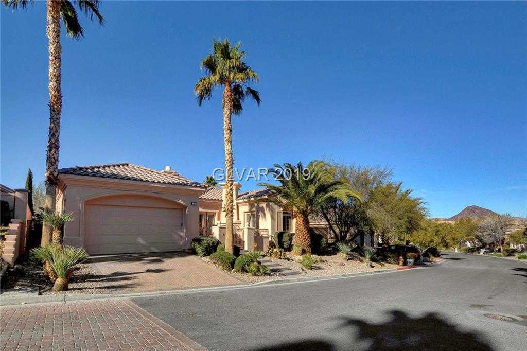 $599,000 - 3Br/4Ba -  for Sale in Lake Las Vegas Parcel 32, Henderson