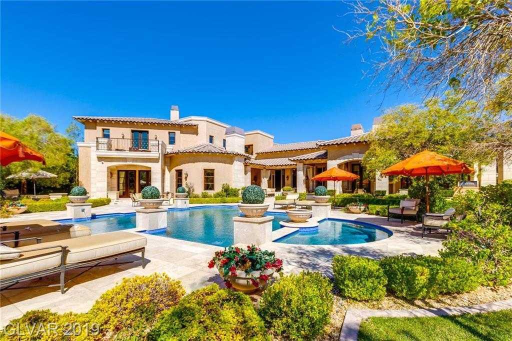 $5,975,000 - 5Br/7Ba -  for Sale in Summerlin Village 18 Phase 1 U, Las Vegas