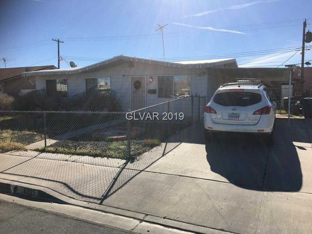 $170,000 - 3Br/1Ba -  for Sale in Charleston Hgts Tract #23, Las Vegas