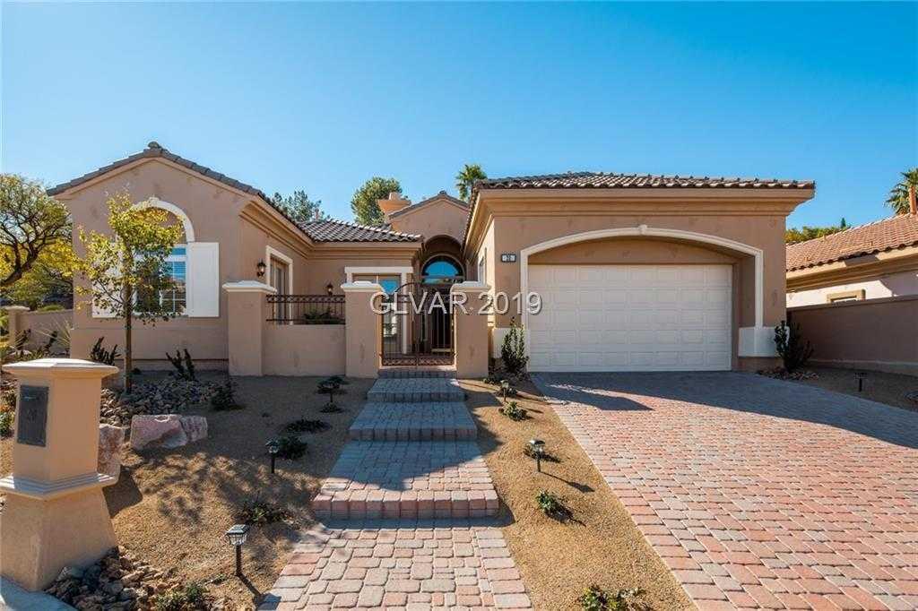 $572,500 - 3Br/4Ba -  for Sale in Lake Las Vegas Parcel 32, Henderson