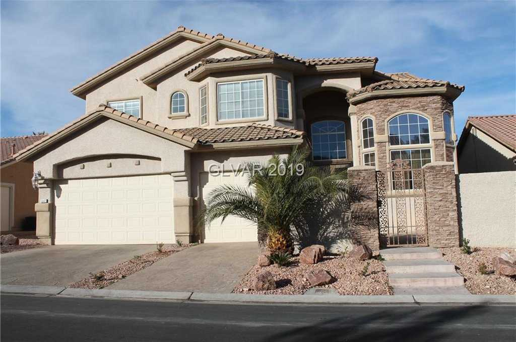 $595,000 - 5Br/5Ba -  for Sale in Foothills At Southern Highland, Las Vegas