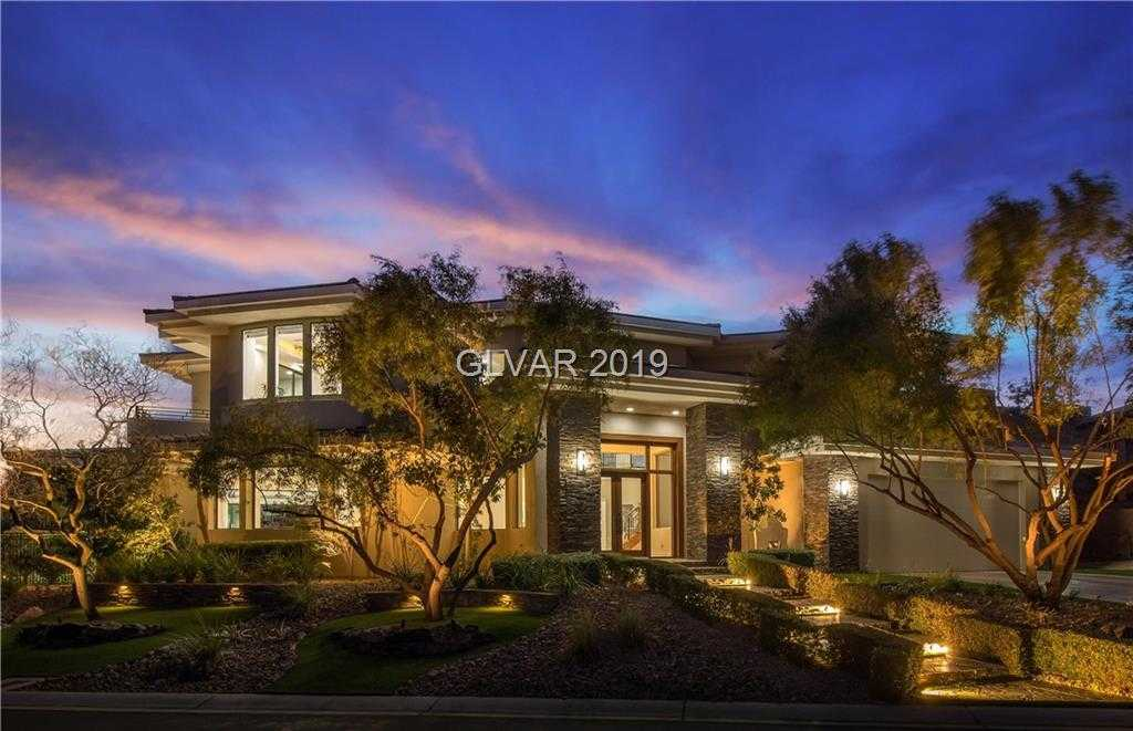 $2,750,000 - 4Br/5Ba -  for Sale in Summerlin Village 18 Parcel E, Las Vegas