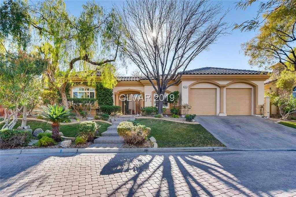 $584,000 - 3Br/4Ba -  for Sale in Lake Las Vegas Parcel 32, Henderson