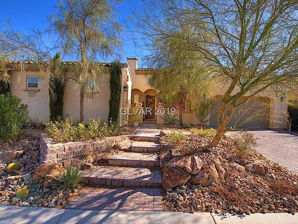 $950,000 - 4Br/5Ba -  for Sale in Lot J-1 At Lake Las Vegas Amd, Henderson